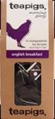 English Breakfast tea box