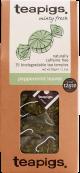 Peppermint tea box